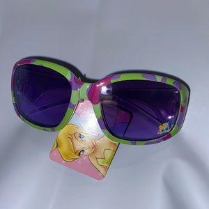 NWT Disney Tinkerbell Children's Sunglasses